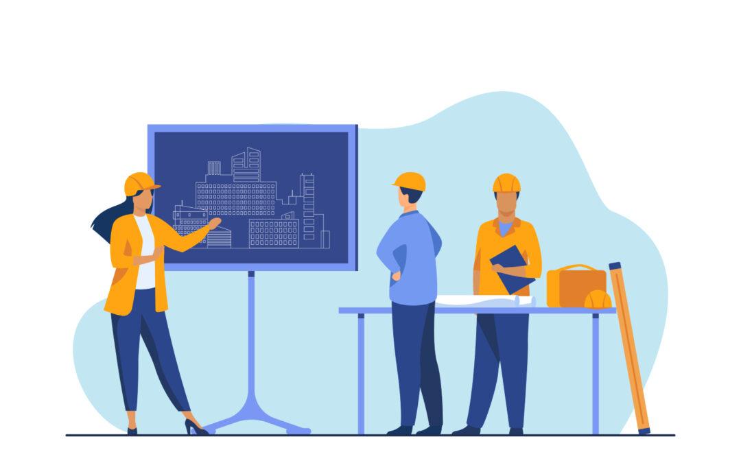 La comunicación en arquitectura: inversión, rentabilidad, visibilidad
